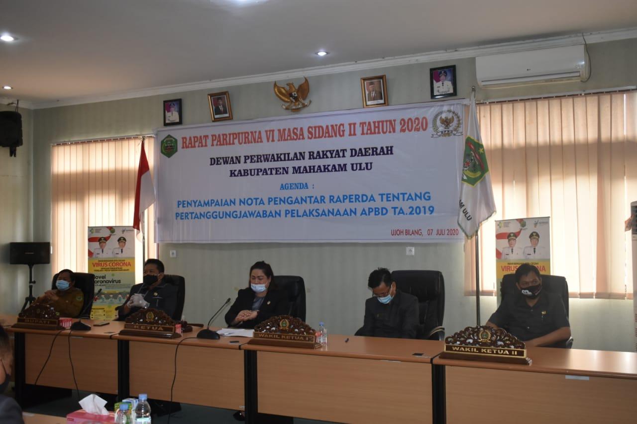 Monitoring Covid-19 Kabupaten Mahakam Ulu